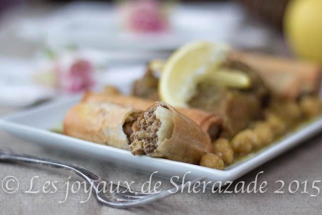 recette de la cuisine algérienne
