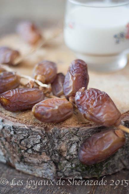 dattes algériennes