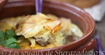 mderbel de pommes de terre cuisine algérienne