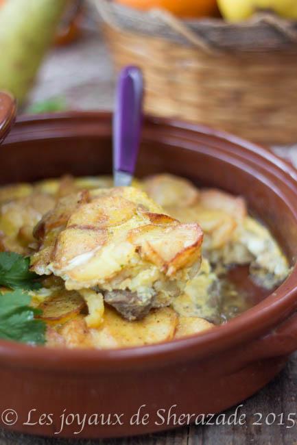 mderbel aux pommes de terre