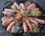 recette de paella espagnole