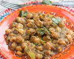 curry aux pois chiches
