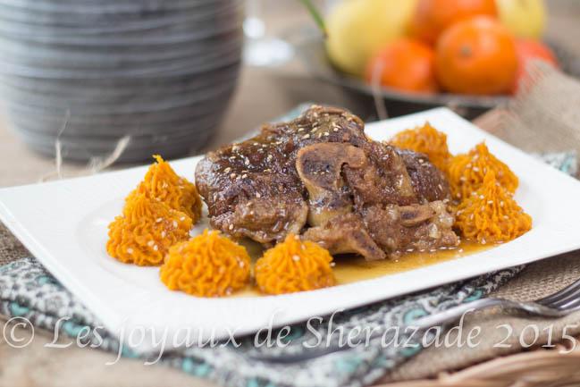 Bsibsi bel lham : cuisine algérienne