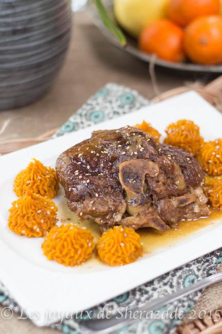 recette algérienne à l'agneau