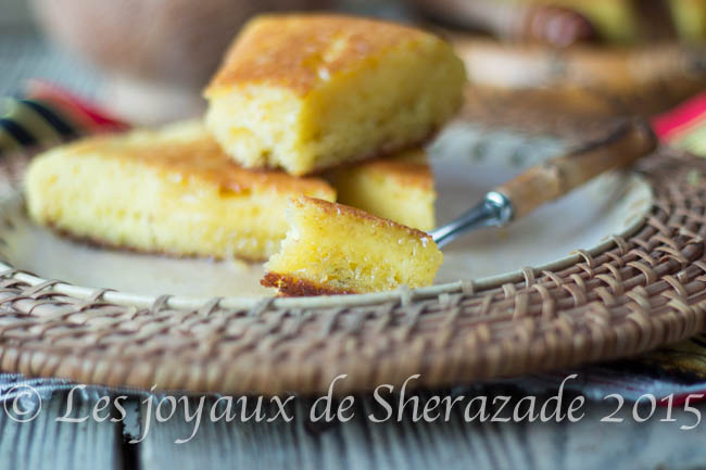 recette de mchaoucha kabyle