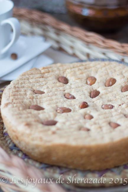 gâteau aux amandes facile