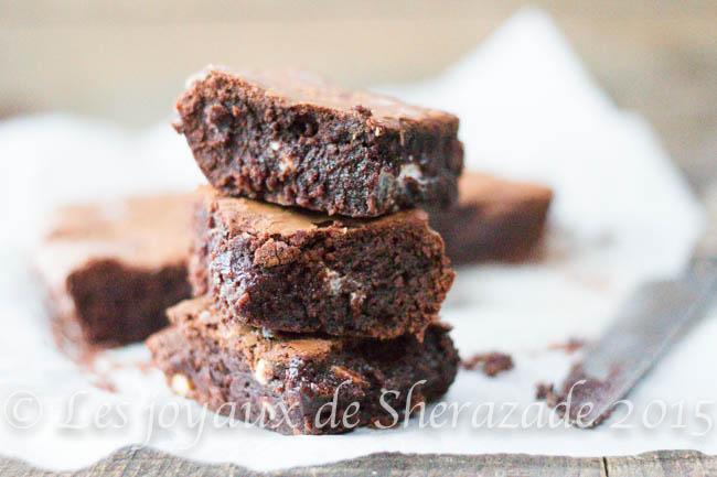 Brownies super moelleux