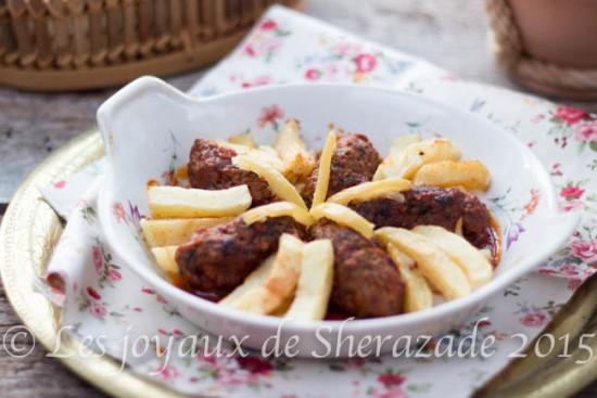 tajine merguez cuisine tunisienne les joyaux de sherazade