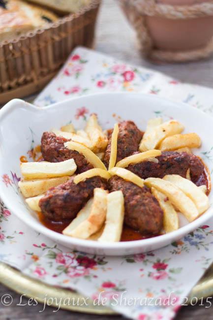Tajine merguez cuisine tunisienne les joyaux de sherazade - Cuisine tunisienne ramadan ...