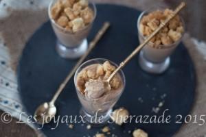 recette de panna cotta au caramel