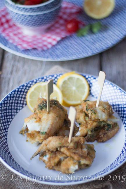 recette de merlan frit facile