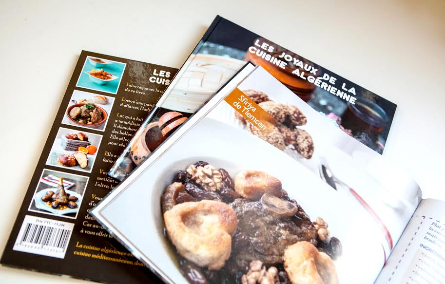 Livre de cuisine alg rienne for Notre cuisine algerienne