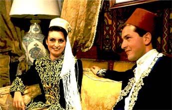 Le mariage algérois : traditions et coutumes