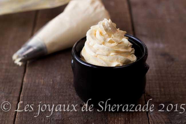 Recette de la crème au beurre facile