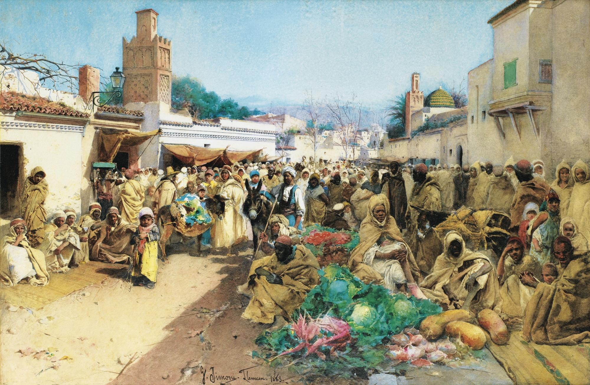 La cuisine de Tlemcen : une nature prodigieuse au service de sa cuisine (1/3)