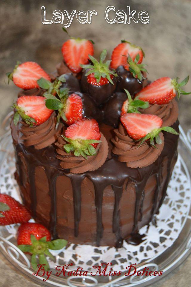 layer cake , gateau à étages