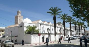 Grande mosquée de Tlemcen construite en l'an 1136 au cœur de la ville.