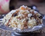 recette de couscous pour ramadan