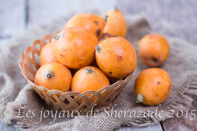 Les nèfles, du Japon en Algérie