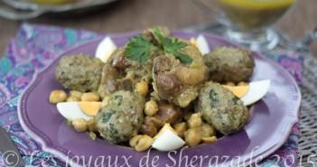 boules à la viande hachée, recette algérienne