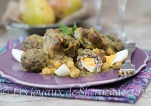 recette algérienne à la viande hachée