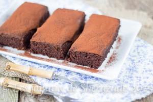 recette de gateau à la danette au chocolat
