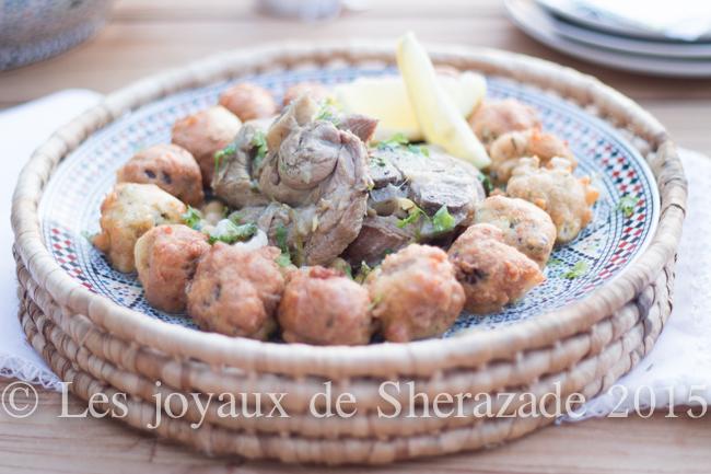 tajine algérien à l'agneau