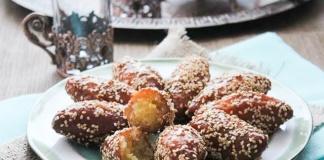sbaa laaroussa gâteau algérien