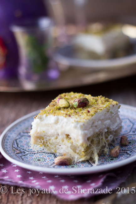 dessert pour ramadan