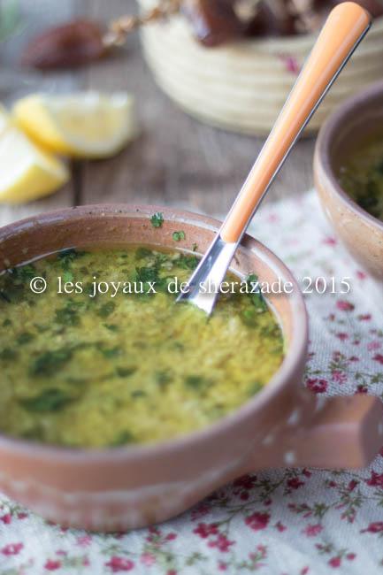 recette de harira
