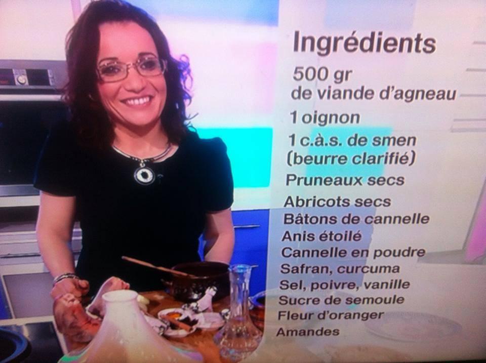 Lham lahlou sur France 2