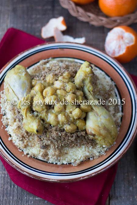 couscous de mostagamen
