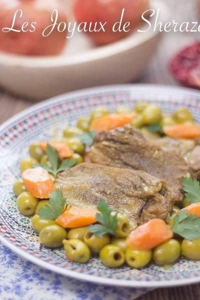 recette langue de veau