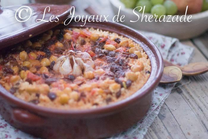 Riz au four, recette espagnole