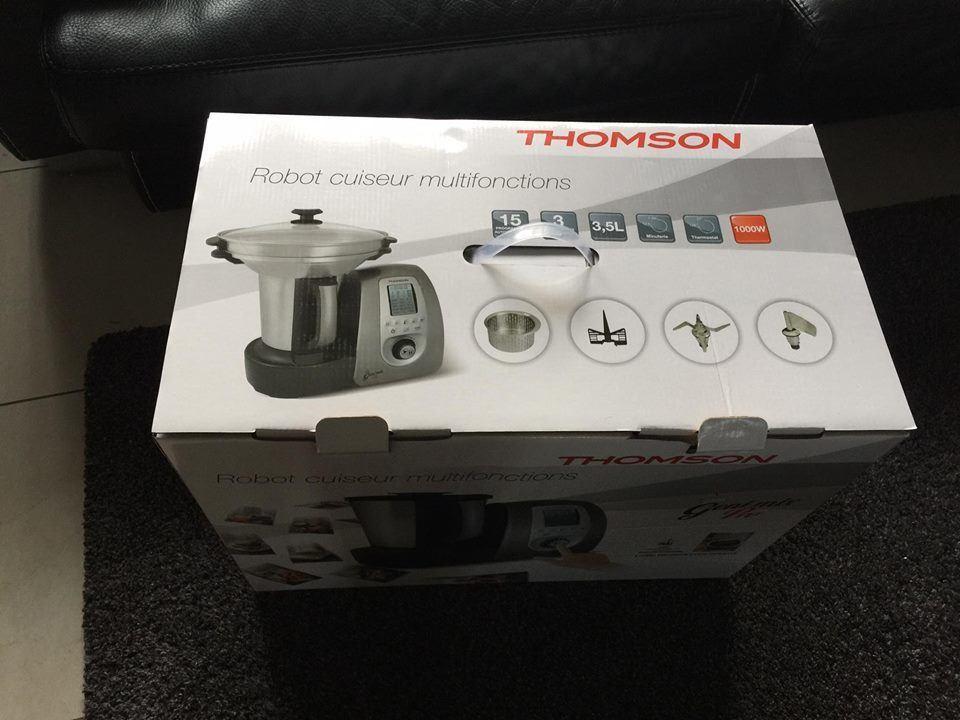 Thomson en cuisine