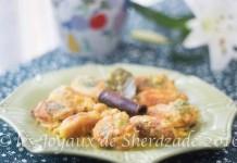 beignet de brocoli en sauce