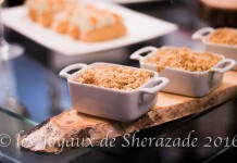 crumble au courge /courgettes