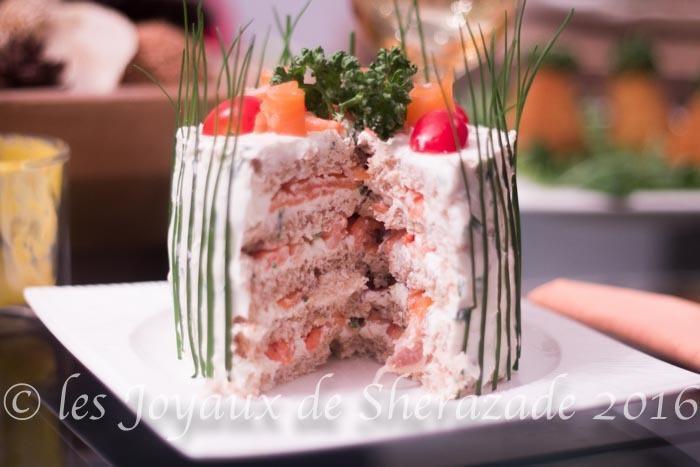smorgarstarta, cake sandwich