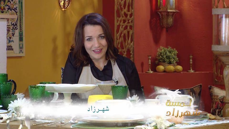 lamset chahrazad لمسة شهرزاد mon émission sur samira tv