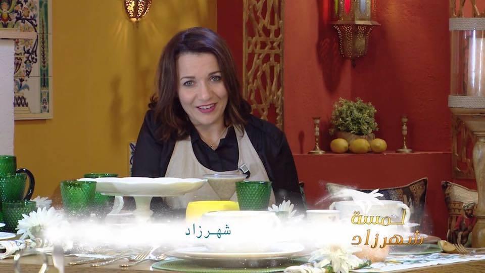 lamset chahrazad لمسة شهرزاد mon émission sur samira tv