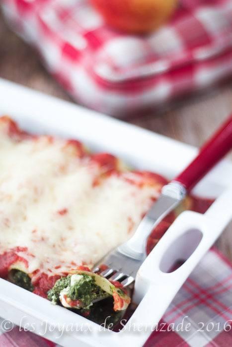 cannelloni aux epinards -0846