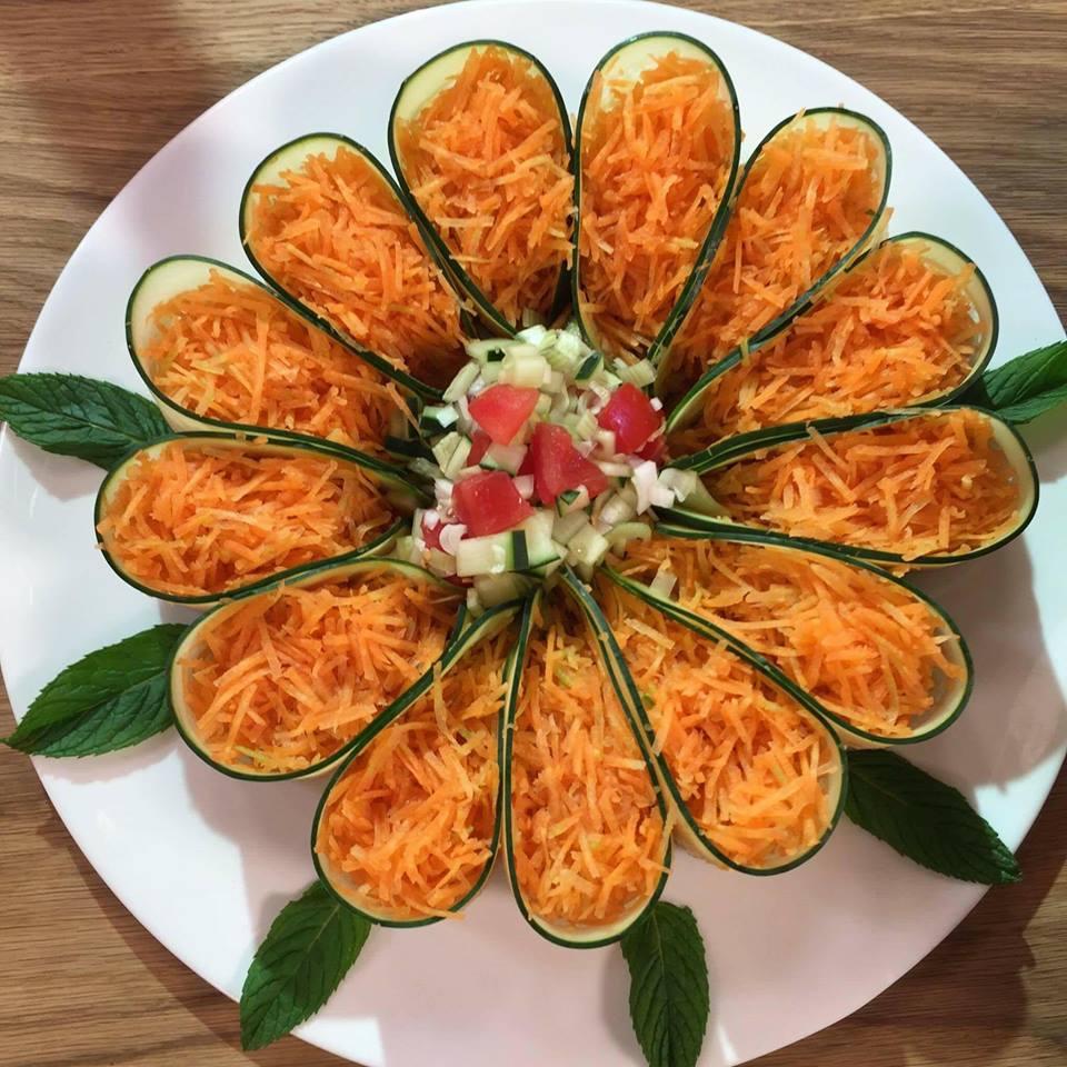 Les salades / Ramadan