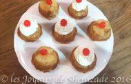 Gâteau à l'Ananas caramélisé moelleux