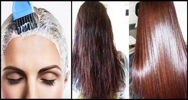 soin pour les cheveux abimés maison