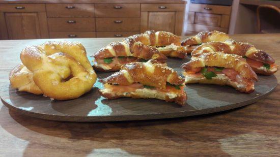 croissant bretzel