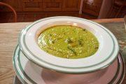 Soupe Indienne aux Courgettes, Lamset Chahrazad