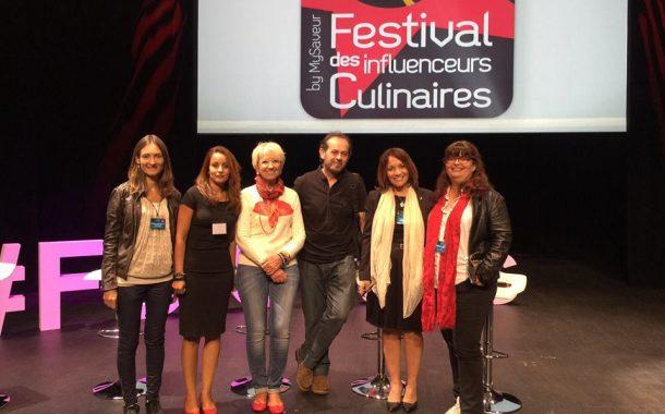 festival des influenceurs culinaires