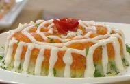 Salade de pommes de terre au yaourt