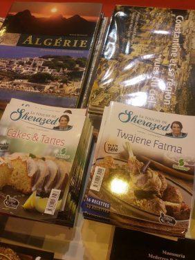 Livres de lamset chahrazad en vente au salon du livre for Salon du x porte de versailles