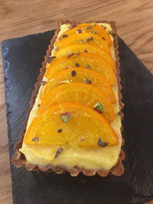 tarte à l'orange3